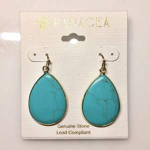 New Turquoise Earrings